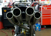 MV-F4100 Bodis Exhaust