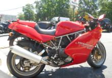 1995 Ducati 900sp