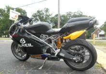 2004 Ducati 749 Dark Breil