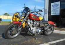 1998 Harley Davidson Sportster XL1200