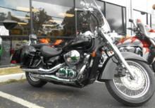 2009 Honda Shadow VT750