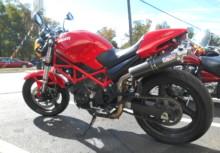 2007 Ducati M695