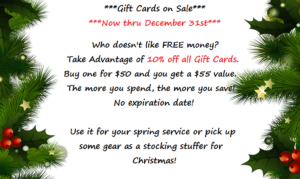 Gift Card Sale - USE This