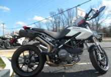 2010 Ducati Hypermotard – $6900