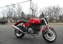 2007 Ducati GT1000 – $9,495