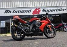 2009 Kawasaki ZX10R – $5995