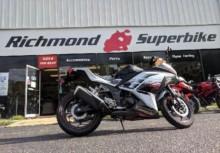 2014 Kawasaki Ninja 300-$3495