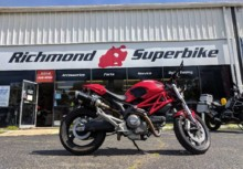 2011 Ducati M696 – $5995