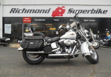 2007 HD Heritage Softail FLSTC-$7995