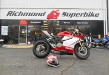 2012 Ducati Panigale 1199S-$15,500