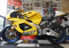 2002 Aprilla RSV Mille R – $7495