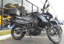 2018 Kawasaki KLR650 – $6795