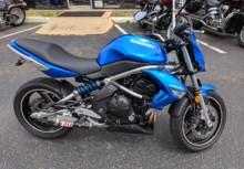 2009 Kawasaki ER6N – $4295