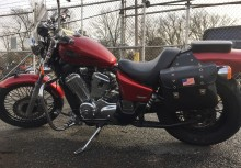 2007 Honda Shadow VT600-$3995