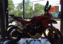 2014 Ducati MTS1200S – $14,995