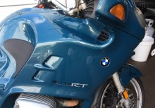 Coming Soon – 2002 BMW R1150RT