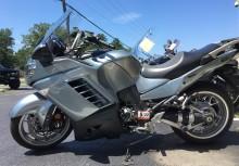 2008 Kawasaki ZG1400abs $7495
